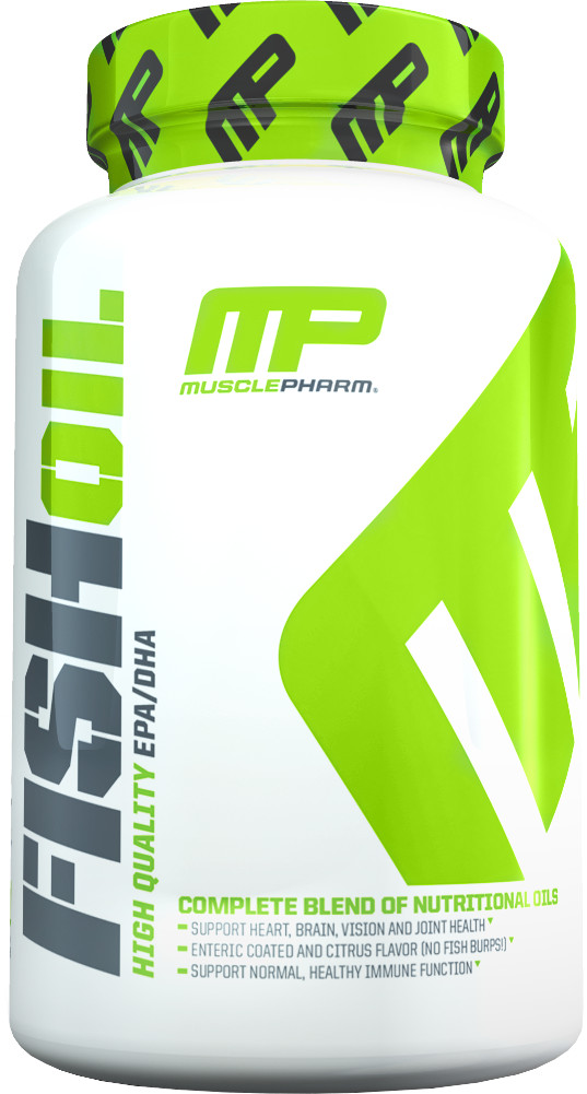 Image for MusclePharm - Core Series Fish Oil