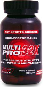 AST MultiPro 32X - 200 Caplets