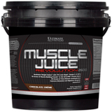 Ultimate Nutrition Muscle Juice Revolution 2600 - 11.1lbs Banana