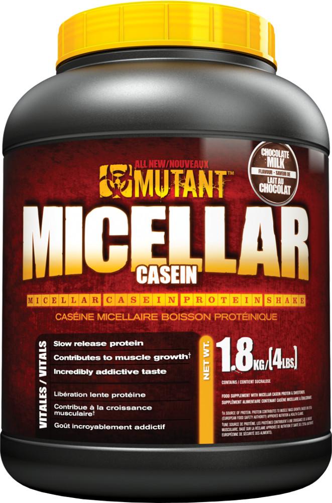 Mutant Micellar Casein - 4lbs Vanilla Ice Cream