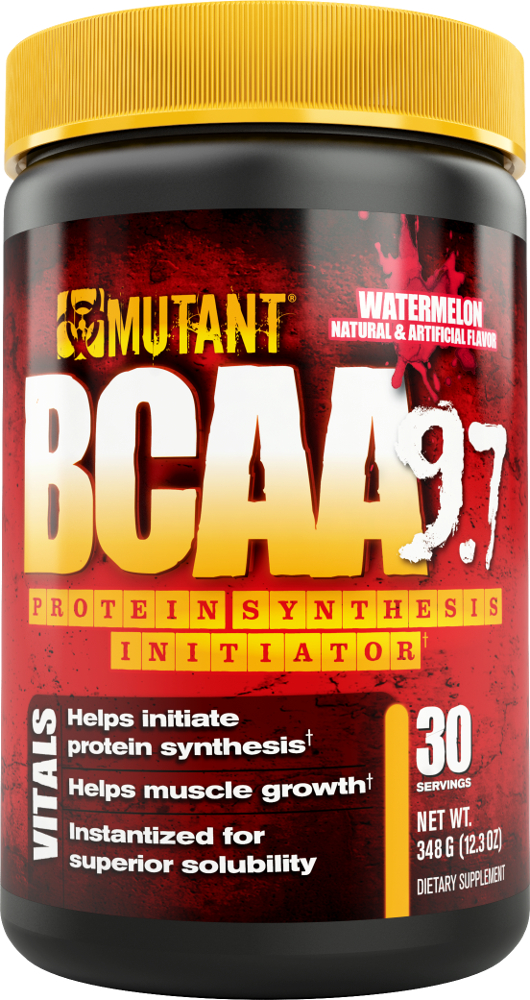 Mutant BCAA 9.7 - 30 Servings Watermelon