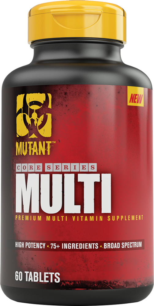 Mutant Core Series Multi - 60 Tablets