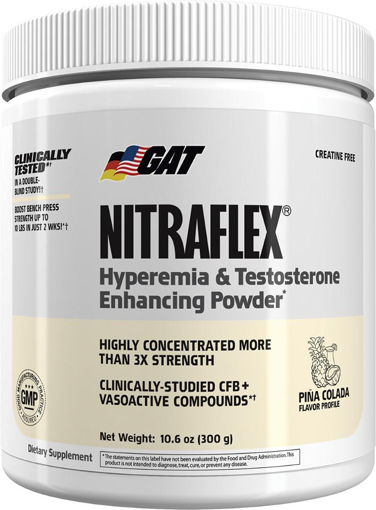 GAT Sport Nitraflex - 30 Servings Pina Colada