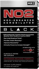 MRI Performance NO2 Black - 180 Caplets