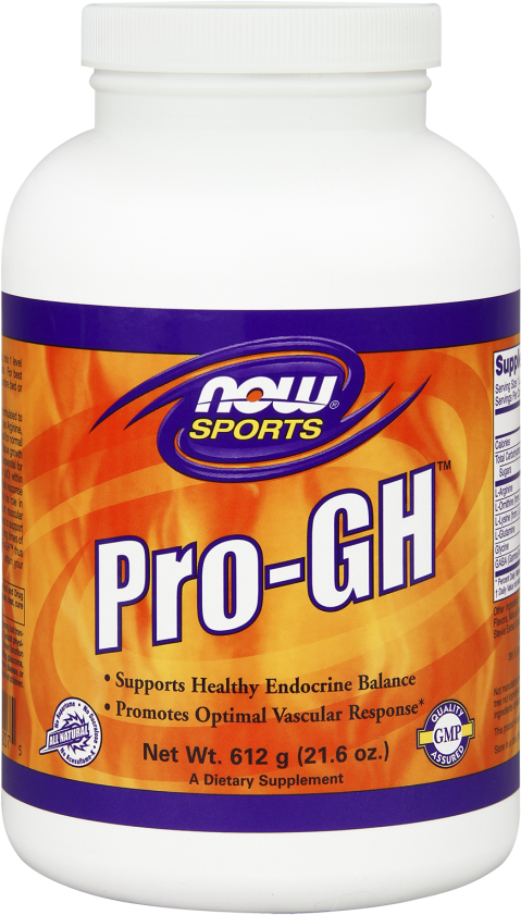 NOW Foods Pro-GH - 34 Servings NW0137