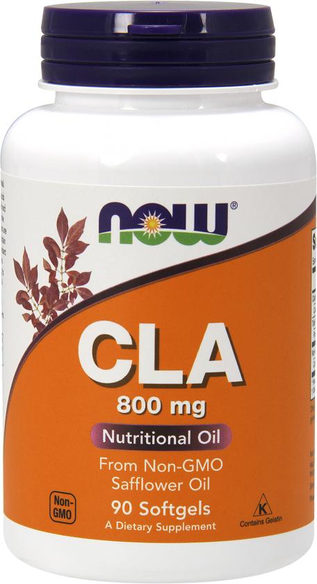 NOW Foods CLA - 90 Softgels