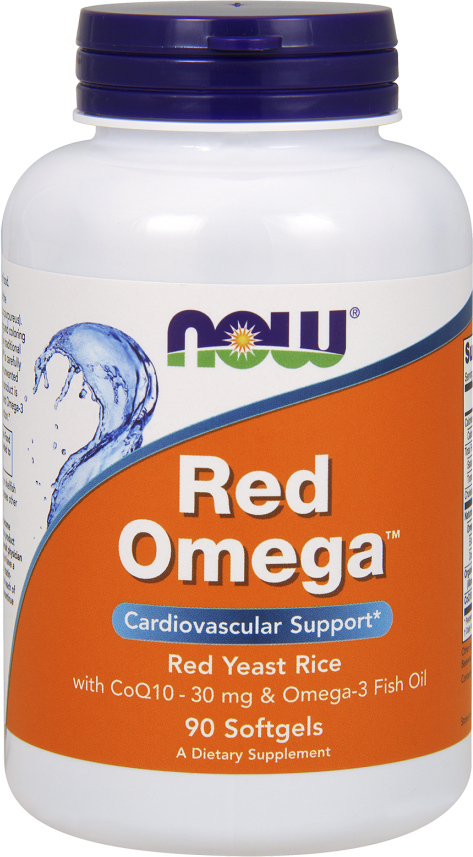 NOW Foods Red Omega – 90 Softgels
