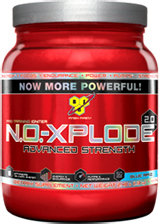 BSN No-Xplode 2.0 - 50 Servings Green Apple