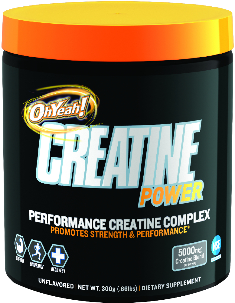 Image for ISS Research - Oh Yeah! Creatine Power