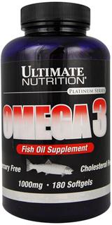 Ultimate Nutrition Omega 3 - 90 Softgels