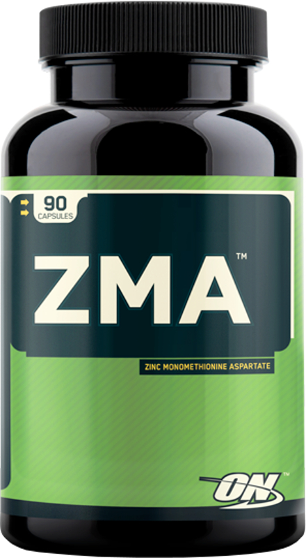 Optimum Nutrition ZMA - 90 Capsules