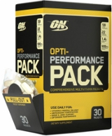 Optimum Nutrition Opti-Performance Pack