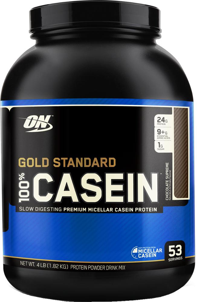 Optimum Nutrition Gold Standard 100% Casein - 4lbs Chocolate Supreme