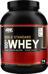 Optimum Nutrition 100% Whey Gold Standard - 5lbs Extreme Milk Chocolat