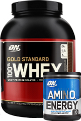 CLICK HERE - 100% Whey Gold Standard