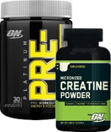 Image for Optimum Nutrition - Platinum Pre