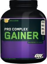 Optimum Nutrition Pro Gainer - 5.08lbs Strawberry Cream