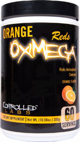 Image for Controlled Labs - Orange OxiMega Reds