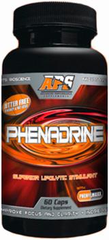 Image for APS Nutrition - Phenadrine