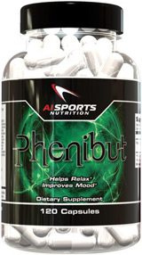 Image for AI Sports Nutrition - Phenibut