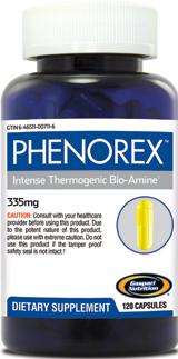 Image for Gaspari Nutrition - Phenorex