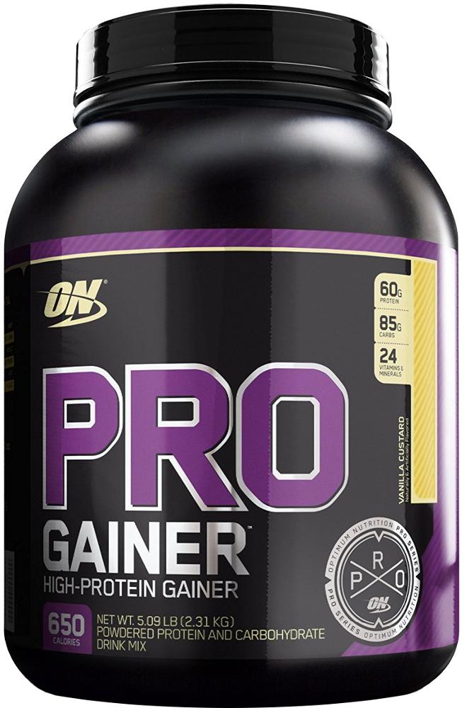 Optimum Nutrition Pro Gainer - 5.08lbs Vanilla Custard