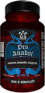 Image for ALRI - Pro-Anabol