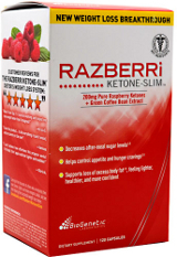 Image for BioGenetic Laboratories - Razberri Ketone-Slim