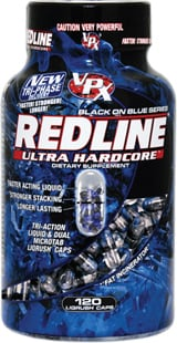 Image for VPX Sports Nutrition - Redline Ultra Hardcore