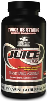 Betancourt Ripped Juice EX2 $21.99! Save $33.00 (61%) today only.