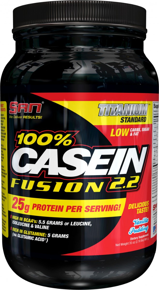 Image for S.A.N. - 100% Casein Fusion
