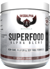 Image for ImSoAlpha - Superfood Alpha Blend