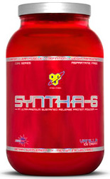 BSN Syntha-6 - 2.91lbs Vanilla Ice Cream