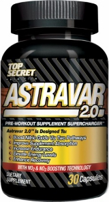 Image for Top Secret Nutrition - Astravar 2.0