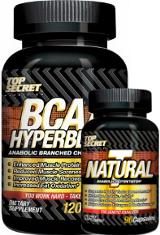 Image for Top Secret Nutrition - BCAA Hyperblend