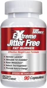 Image for Top Secret Nutrition - Extreme Jitter Free Fat Burner