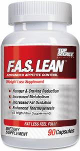 Image for Top Secret Nutrition - F.A.S. Lean