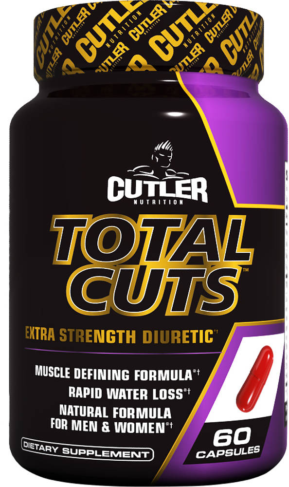 Image for Cutler Nutrition - Total Cuts