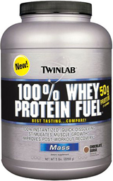 Click HERE for Twinlab 100% Whey Protein Fuel
