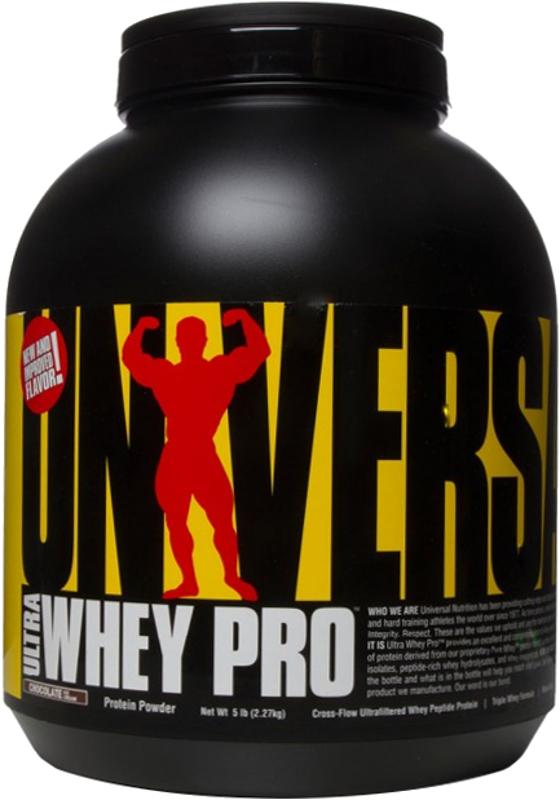 Universal Nutrition Ultra Whey Pro - 5lbs Chocolate Ice Cream