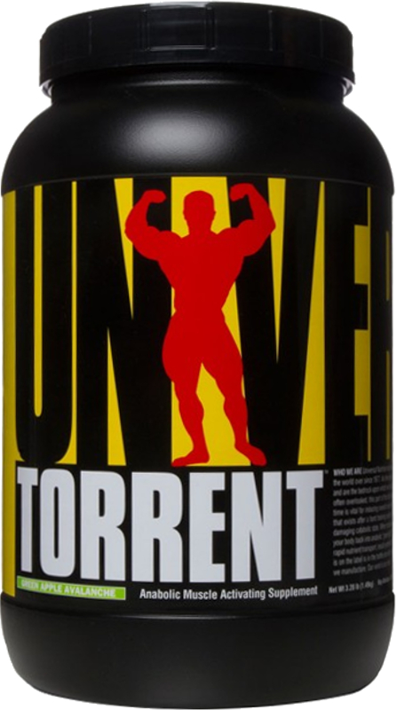 Universal Nutrition Torrent - 3.28lbs Green Apple Avalanche