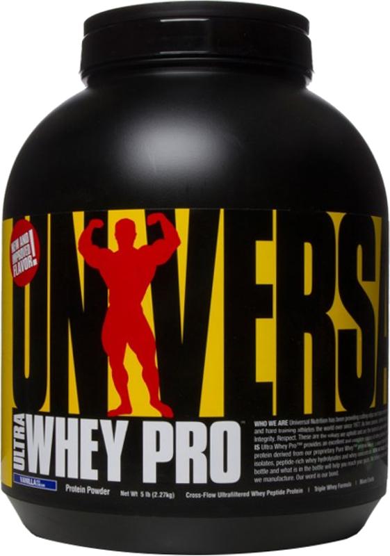 Universal Nutrition Ultra Whey Pro - 5lbs Vanilla Ice Cream