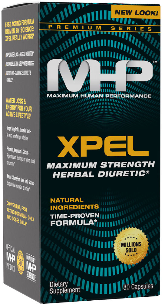 MHP Xpel - 80 Tablets