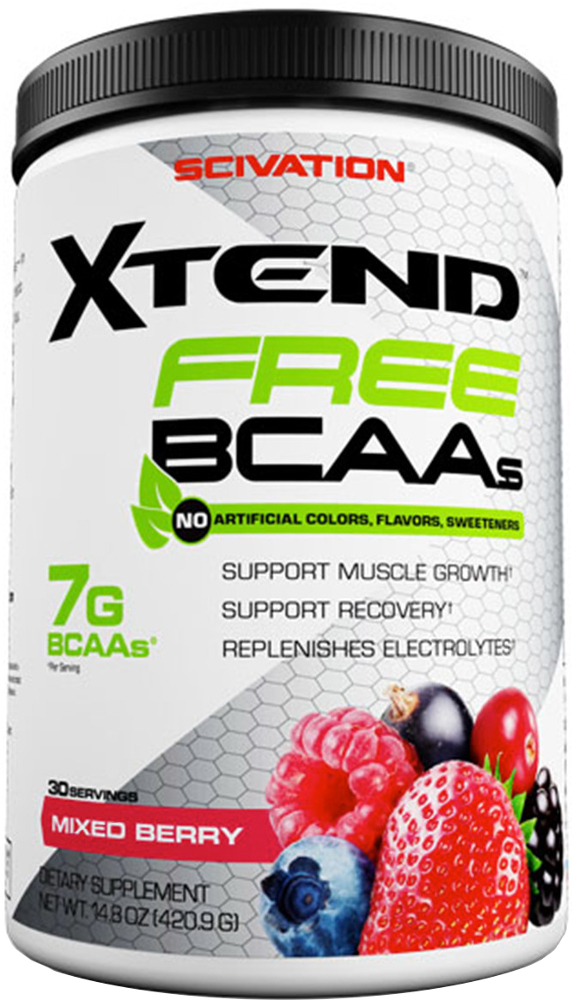 Image for SciVation - XTend FREE BCAAs