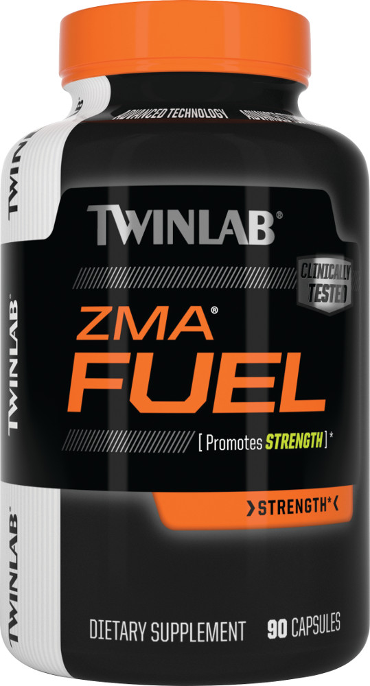 Twinlab ZMA Fuel - 90 Capsules