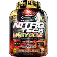 Nitro-Tech 100% Whey Gold, 5.5lbs