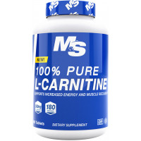M&S Nutrition 100% Pure Carnitine