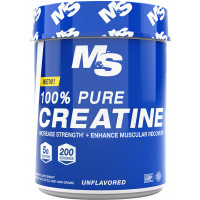 M&S Nutrition 100% Pure Creatine, 1000g