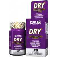 Cutler Nutrition Dry, 28 Capsules