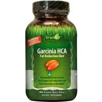 Irwin Naturals Garcinia HCA, 90 Softgels